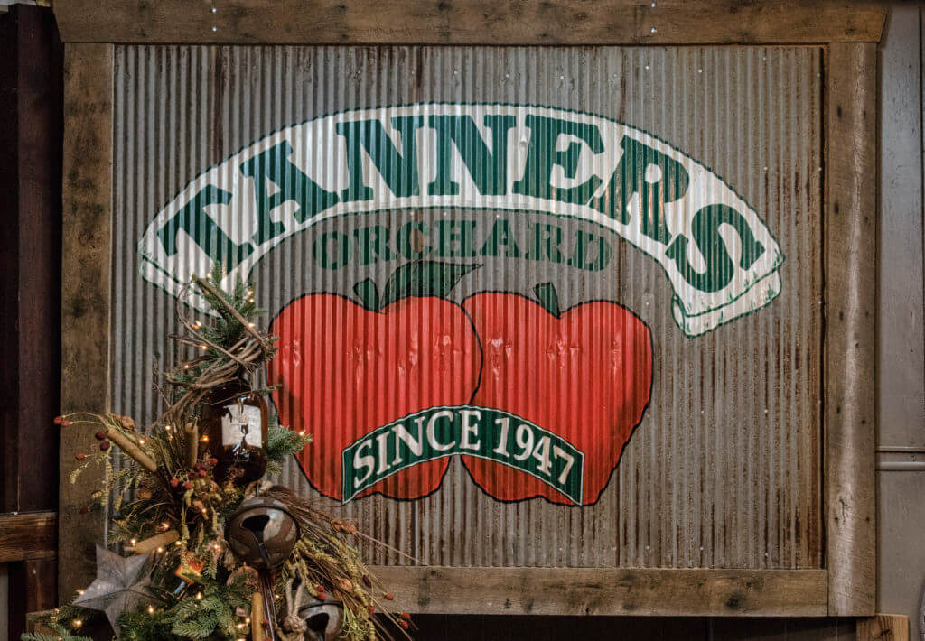Tanners Orchard, Family-Owned Apple Farm Since 1947