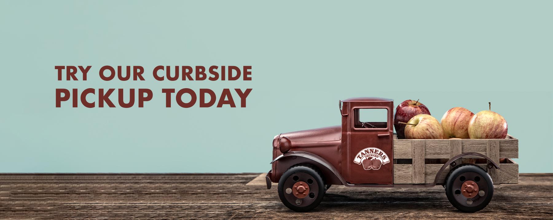 Curbside Pickup Slider